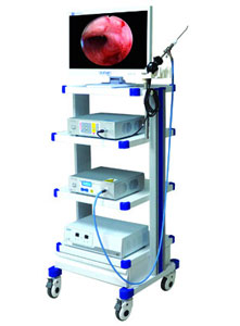 Arthroscopy Console Trolley